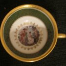 COLLECTIBLE PICKARD STUDIO CHINA  GOLD HAND PAINTED DECORATED CUP & SAUCER