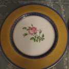 COLLECTIBLE PICKARD STUDIO CHINA  GOLD HAND PAINTED DECORATED ROSES