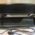 VINTAGE  Philco Transitone Model 49-505 1948 brown bakelite radio works fine