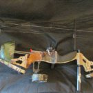 """Browning V1272D Compound Bow 25"""" 40Lb Micro Burner with Canvas carrier"""