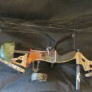 """Browning V1272D Compound Bow 25"""" 40Lb Micro Burner with Canvas carrier Right Han"""