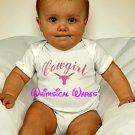Cowgirl Baby/Toddler Onesie