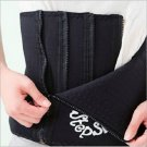 4 Row Zipper Adjustable Waist Shaper Burn Fat Sauna Shaper Work Out Cincher Sport Waist Trainer