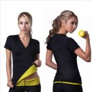 Hot Body Shapers T-shirt Hot Shapers Stretch Neoprene Slimming Vest Body Shaper Control Vest Tops