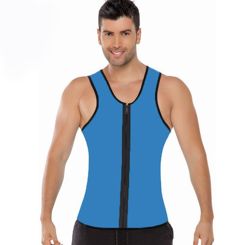 Neoprene Shaper Men Slimming Belt Body Shaper Gym Corset Posture Waist Trainer Hot Shapers