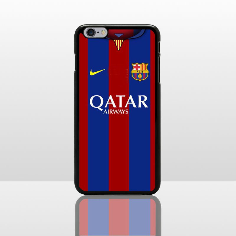 Barcelona Team Jersey Mobile Phone Case Cover For iPhone 6