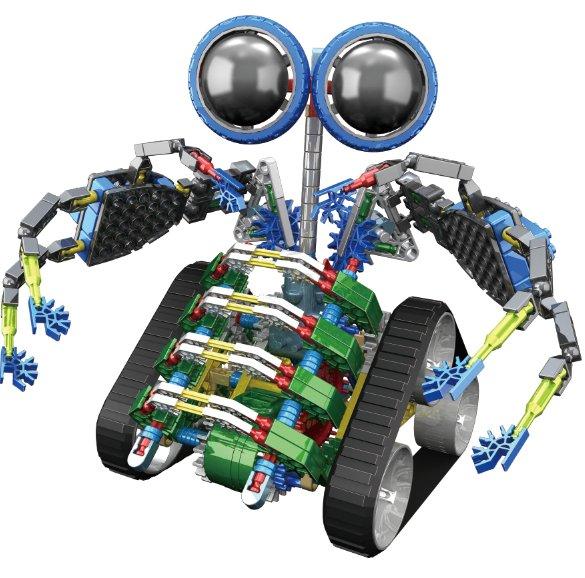 LOZ 3027 DIY Toy, Robotic Toy, Educational Toy, Electronic Toy,Building Set Block Toy
