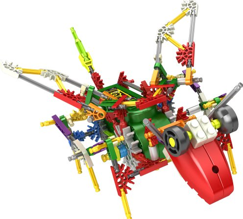 LOZ 3021 DIY Toy, Robotic Toy, Educational Toy, Electronic Toy,Building Set Block Toy