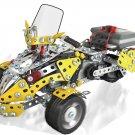 Iron 816I-6 Electronic Motorcycle, DIY Toy, Educational Toy, Electronic Toy,Building Block Set Toy