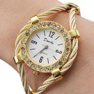 Women's Watch Diamante Case Elegant Alloy Bracelet Cool Watches Unique Watches #00082096