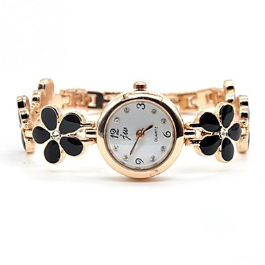 Women�s Watch Flower Bracelet Alloy Band Cool Watches Unique Watches #00446369
