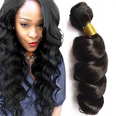 Brazilian Virgin Remy Hair Loose Wave 3Pcs Lot Grade8A Natural Color