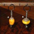 Moroccan resin keychain-Moroccan keyring -Moroccan key chain- Keychain Morocco