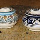 Moroccan Ashtray-Ceramic cigar Ashtray-Ceramic Ashtray-Ashtray ceramic-Ashtray