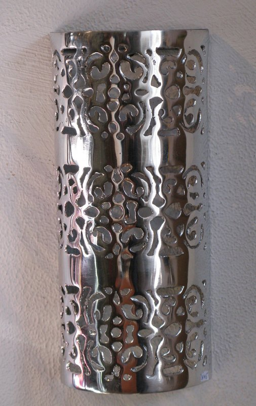 Silver wall sconce wall light sconces silver sconce moroccan wall silver wall sconce wall light sconces silver sconce moroccan wall sconce sconces aloadofball Choice Image