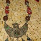 Tuareg necklace-Antique necklace Morocco- Vintage necklace - Antique necklace