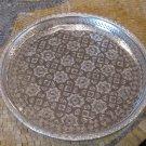 Moroccan Silver Tray -Moroccan Tea Tray - Moroccan Tray- Moroccan Serving Tray