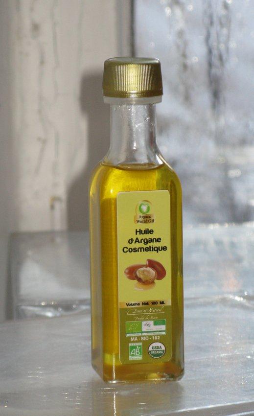 Argan - Argan oil- Moroccan-argan oil - Organic Moroccan argan - Pure argan oil  100ml ~ 3.4FL oz