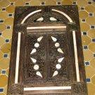 Bone mirror- Bone Moroccan mirror- Moroccan mirror- Mirror door- Morocco mirror