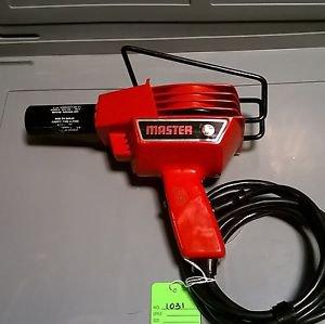 Master Appliance 10008 120 VAC 60Hz 4.5A 650F Master-Mite Heat Gun W/Stand Works