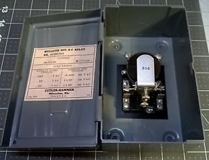 CH 9575H756A A-C Relay Cutler Hammer NOS 220V 60 Cycles