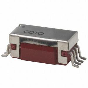 Coto Technology 9814-05-00 0622 Surface Mount Reed Relay 1 Form A 5 VDC; Mag Shd