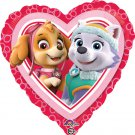 Paw Patrol Love for Girl Balloon