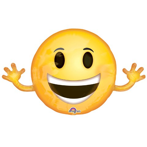 Emoji Super Shape Balloon