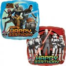 Star Wars Rebels Birthday Balloon