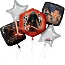 Star Wars The Force Awakens Birthday Bouquet of Balloons