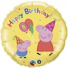 Peppa's Birthday Balloon
