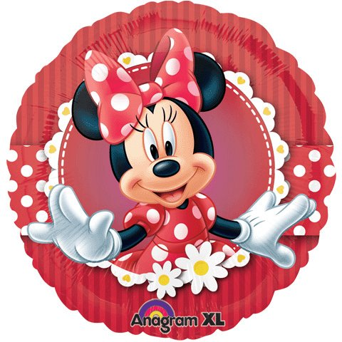 Mad About Minnie Mouse