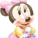 Minnie 1st Birthday Girl Super Shape