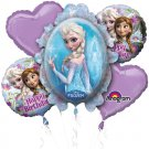 Frozen Bouquet of Balloons