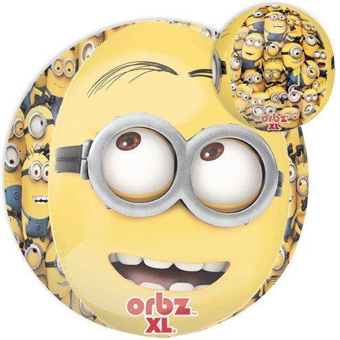 16 Inch Orbz Despicable Me Minions Balloon