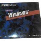 Video Professor Learn Windows for 98 Me XP with bonus CD Rom