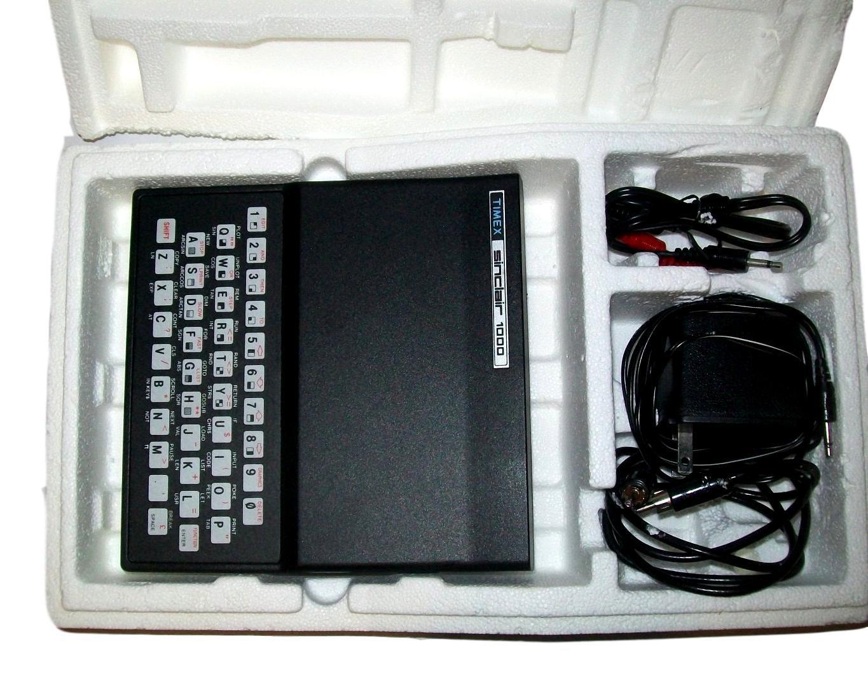 Timex Sinclair 1000 (Used) Mini PC Computer (Vintage / Used)