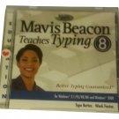 Mavis Beacon teaches Typing 8 (Used) Win 3.1/95/98/ME and Windows 2000