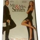 Mr. and Mrs Smith Action Packed & Sexy DVD Movie!