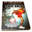 Billy Blanks Ultimate TAE BO DVD 10th Anniversary Deluxe Turbo   Charged Fat Burner
