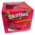 Skittles Boxed Scented Candle, Strawberry, 3 Ounce (New)