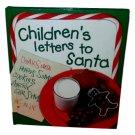 Children Letters to Santa - Hardcover Book