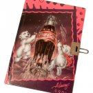 Vintage Coca Cola Polar Bears  Diary- 1996 Coca Cola Diary