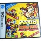 Mario vs Donkey Kong Nintendo DS