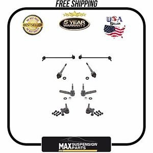 Enclave Traverse Acadia Ball Joints Sway Bars and Tie Rods $5 YEARS WARRANTY$
