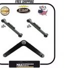 Control Arms Rear Upper Lower Kit Set of 3 for Jeep Liberty $ YEARS WARRANTY$