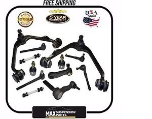 Front Suspension Kit for 97-03 Ford F-150 F-250 Expedition $5 YEARS WARRANTY$