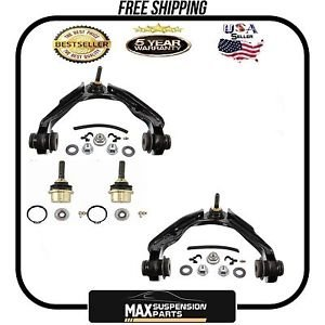 Set of (2) Upper Control Arms and (2) Ball Joints  $5 YEARS WARRANTY$