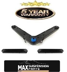 REAR Upper & Lower Control Arm With Bushings & Ball Joint 3Pc $5 YEARS WARRANTY$