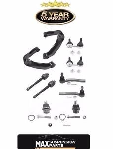 UPPER CONTROL ARMS W/ BALL JOINT UPPER,LOWER,TIE RODS,LINKS $5 YEARS WARRANTY$
